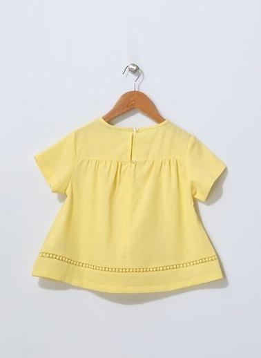 Limon Company Bluz Sarı
